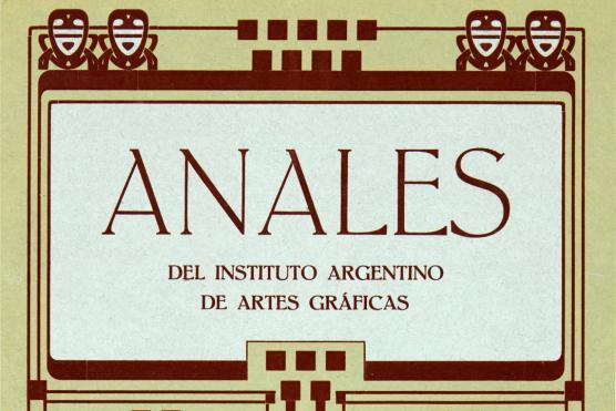 #ÉpicaDestacado 1920–1940 | INSTITUTO ARGENTINO DE ARTES GRÁFICAS