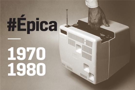 #Épica | Hazañas del diseño argentino  1970-1980