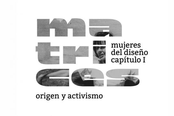 Catálogo en línea de Matrices, mujeres del diseño