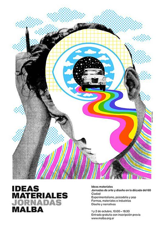 Material ideas: art and design in the 60's