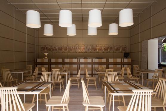 Oropel: «Fundación IDA hoy ocupa un espacio que antes estaba vacante y que se convertirá, seguramente, en el Museo del Diseño Argentino en un futuro cercano»