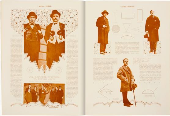 Plus Ultra (1916-1930) fue un suplemento mensual de la revista Caras y Caretas